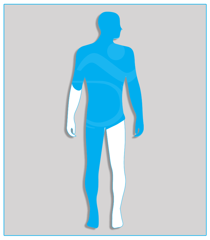 2SX (no protesi) Perdita anatomica parziale di un arto superiore con conservazione di almeno due terzi dell'avambraccio.4DX (nessuna funzionalità di uno degli arti inferiori)Limitazione funzionale per esiti stabilizzati di lesioni di qualsiasi natura che non consenta il regolare uso dei pedali dell'acceleratore e del freno (per minorazione a destra) oppure l'uso regolare e continuo del pedale della frizione (per minorazione a sinistra) - Attenzione: se l'esame per il conseguimento della patente di guida è sostenuto con veicolo munito di cambio automatico, la patente sarà valida soltanto per tali veicoli.