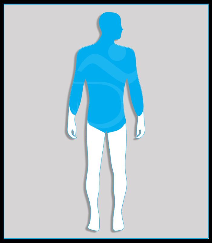 4/4 3B-3B Perdita anatomica totale di entrambi gli arti inferiori; limitazione funzionale o parziale perdita anatomica delle mani con conservazione della presa valida.