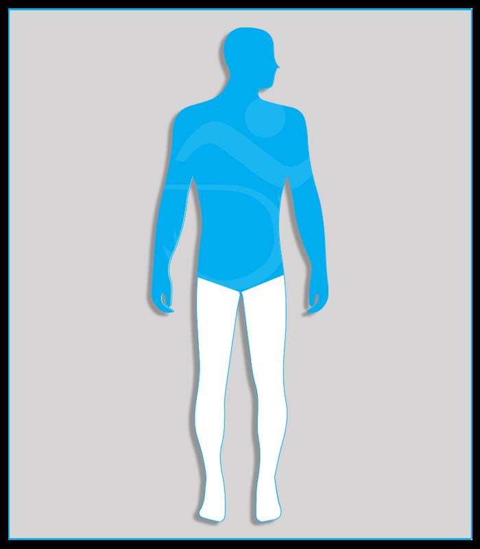 4-4 (limitata funzionalità arti inferiori)