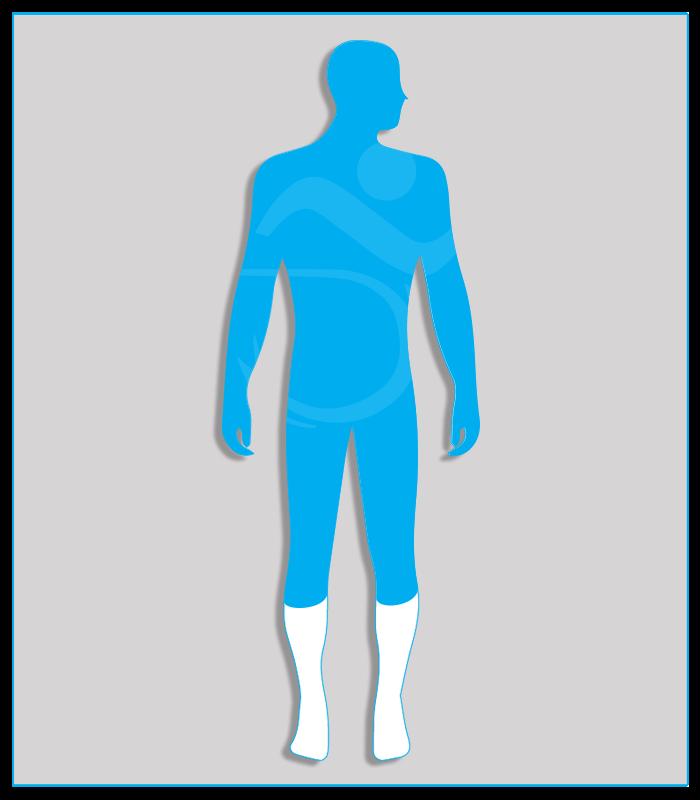 5-5 (limitata funzionalità arti inferiori)